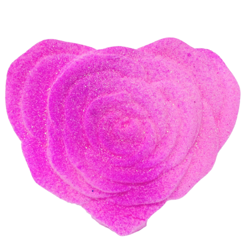 Vineyard Roses Fizzy Bath Bomb VEGAN